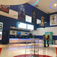 Photo taken at Cinépolis Portales by Edwin Josué M. on 3/17/2012