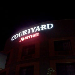 Photo taken at Courtyard Troy by Dave K. on 9/28/2011