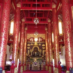 Photo taken at วัดพระแก้ว (Wat Phra Kaeo) by Tatom K. on 7/21/2012