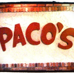Photo taken at Paco's Tacos by Ryan B on 2/17/2011