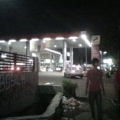 Photo taken at SPBU Pertamina 34.13414 by Deden RacerKids on 1/10/2012