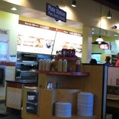 Photo taken at O's American Kitchen by Liza on 5/17/2012
