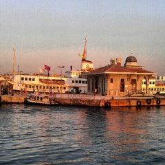 Photo taken at İDO Bostancı Deniz Otobüsü İskelesi by Kozan D. on 8/15/2012