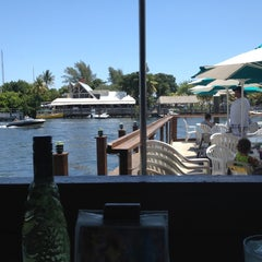Photo taken at Waterway Cafe by Diego U. on 5/20/2012