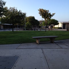Photo taken at Samuel F. B. Morse High School by Brendan A. on 8/31/2012