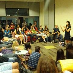 Photo taken at GSB MBA Lounge by Greg B. on 5/8/2012