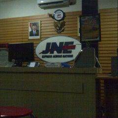 Photo taken at JNE... by Arie S. on 9/6/2012