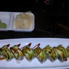 Photo taken at Yen Sushi Karaoke & Lounge by Nicole T. on 3/19/2012