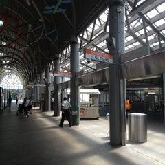 Photo taken at MBTA Ruggles Station by Jibreel R. on 7/10/2012