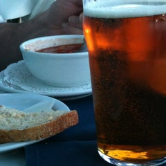 Photo taken at Bluffer's Restaurant by Kim S. on 6/26/2012
