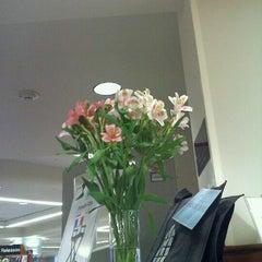 Photo taken at McKillop Library - Salve Regina by Myrna P. on 3/9/2012