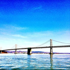 Photo taken at Golden Gate San Francisco Ferry Terminal by Harry B. on 3/3/2012
