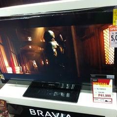 Photo taken at SM Appliance Center by Grace B. on 8/12/2012