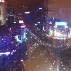 Photo taken at 汇金百货 by Rebecca G. on 8/23/2012