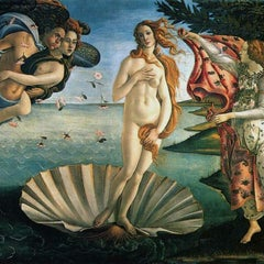 Photo taken at Galleria degli Uffizi by Alex C. on 6/7/2012