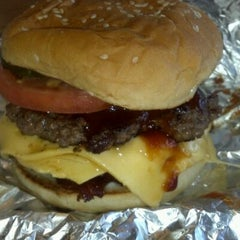 Photo taken at Five Guys by Anish N. on 5/6/2012