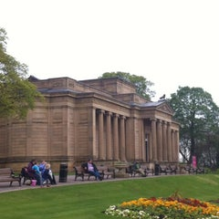Photo taken at Weston Park Museum by Gaz a. on 5/3/2012
