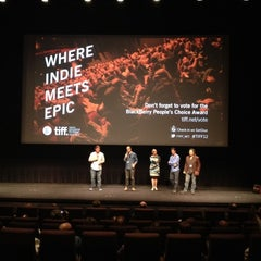 Photo taken at TIFF Bell Lightbox by Sue H. on 9/11/2012
