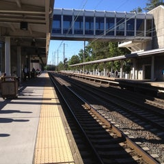 Photo taken at BWI Amtrak/MARC Rail Station (BWI) by Tom E. on 6/26/2012