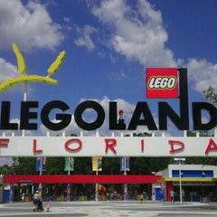 Photo taken at LEGOLAND® Florida by Raul G. on 3/28/2012