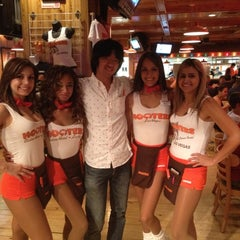 Photo taken at Hooters Hotel & Casino by Jun Y. on 7/21/2012