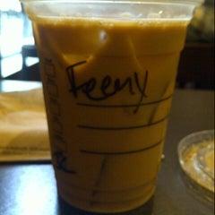 Photo taken at Starbucks by Fenny N. on 8/14/2012