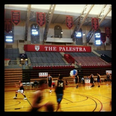 Photo taken at The Palestra by Mary Kay H. on 5/4/2012