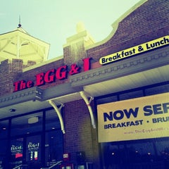 Photo taken at The Egg & I by Greg B. on 6/16/2012