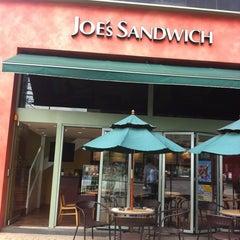 Photo taken at Joe's Sandwich & Coffee by B.H.MIN ™ on 5/3/2012