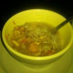 Photo taken at Grape Leaves Restaurant by MJ. on 8/22/2012