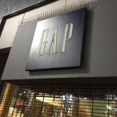 Photo taken at Gap by Alfredo G. on 6/7/2012