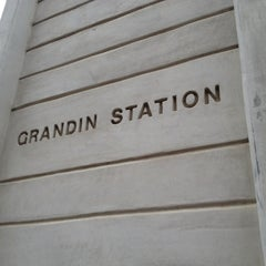 Photo taken at Grandin/Government Centre LRT Station by Mark on 4/24/2012
