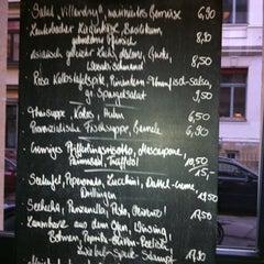 Photo taken at Villandry Dresden by Michael C. on 7/21/2012