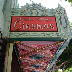 Photo taken at Whittier Village Cinemas by Cornelius B. on 5/17/2012