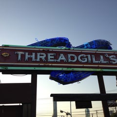 Photo taken at Threadgill's by Andre P. on 7/24/2012