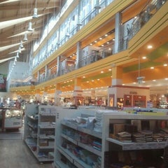 Photo taken at El Corte Inglés by Erika M. on 2/29/2012