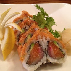 Photo taken at Miyabi by Andre on 2/25/2012