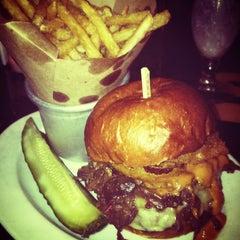 Photo taken at Go Burger by HeyHayleyJane on 8/11/2012