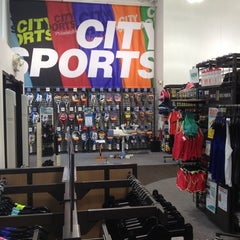Photo taken at City Sports by Troy B. on 5/5/2012