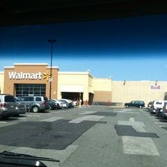 Photo taken at Walmart by Jessica W. on 9/2/2011