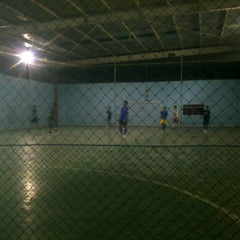 Photo taken at Mayasari Futsal by Egii M. on 9/3/2011