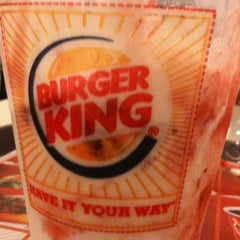 Photo taken at Burger King by Dominic D. on 3/13/2011