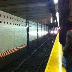 Photo taken at MTA Subway - F Train by Julie-Anne S. on 12/26/2011