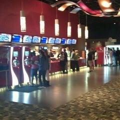 Photo taken at Aksarben Cinema by Brian J. on 4/7/2012