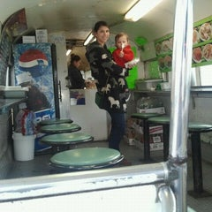Photo taken at Tacos El Asadero by Jon C. on 1/8/2012