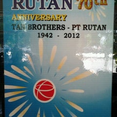 Photo taken at PT. Rutan Agrindo by Subh@n21_:) on 10/27/2011