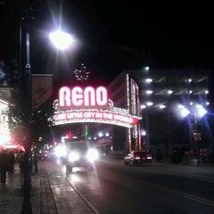 Photo taken at Circus Circus Reno Hotel & Casino by plethora on 10/16/2011