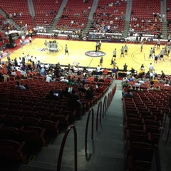 Photo taken at Thomas & Mack Center by Todd R. on 7/18/2012