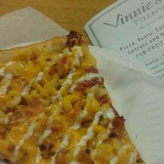 Photo taken at Vinnie's Pizzeria by David R. on 9/4/2011