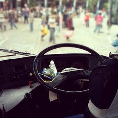 Photo taken at Terminal Leuwipanjang by Aloysius A. on 11/13/2011